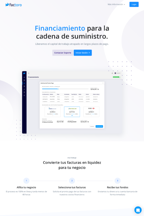 factoro.mx - keywords and competitors